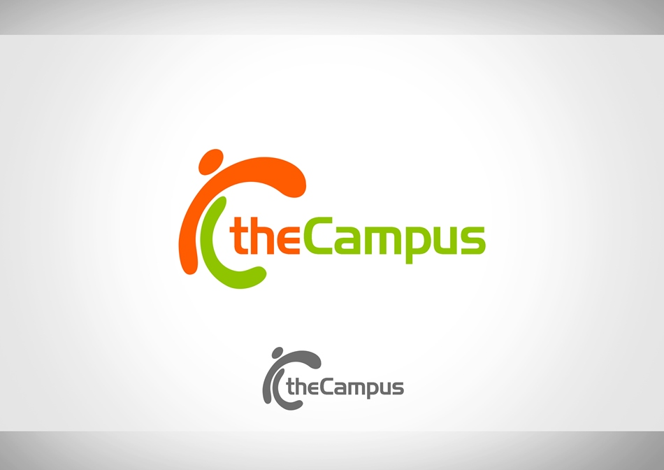 Logo Design by Respati Himawan - Entry No. 87 in the Logo Design Contest theCampus Logo Design.