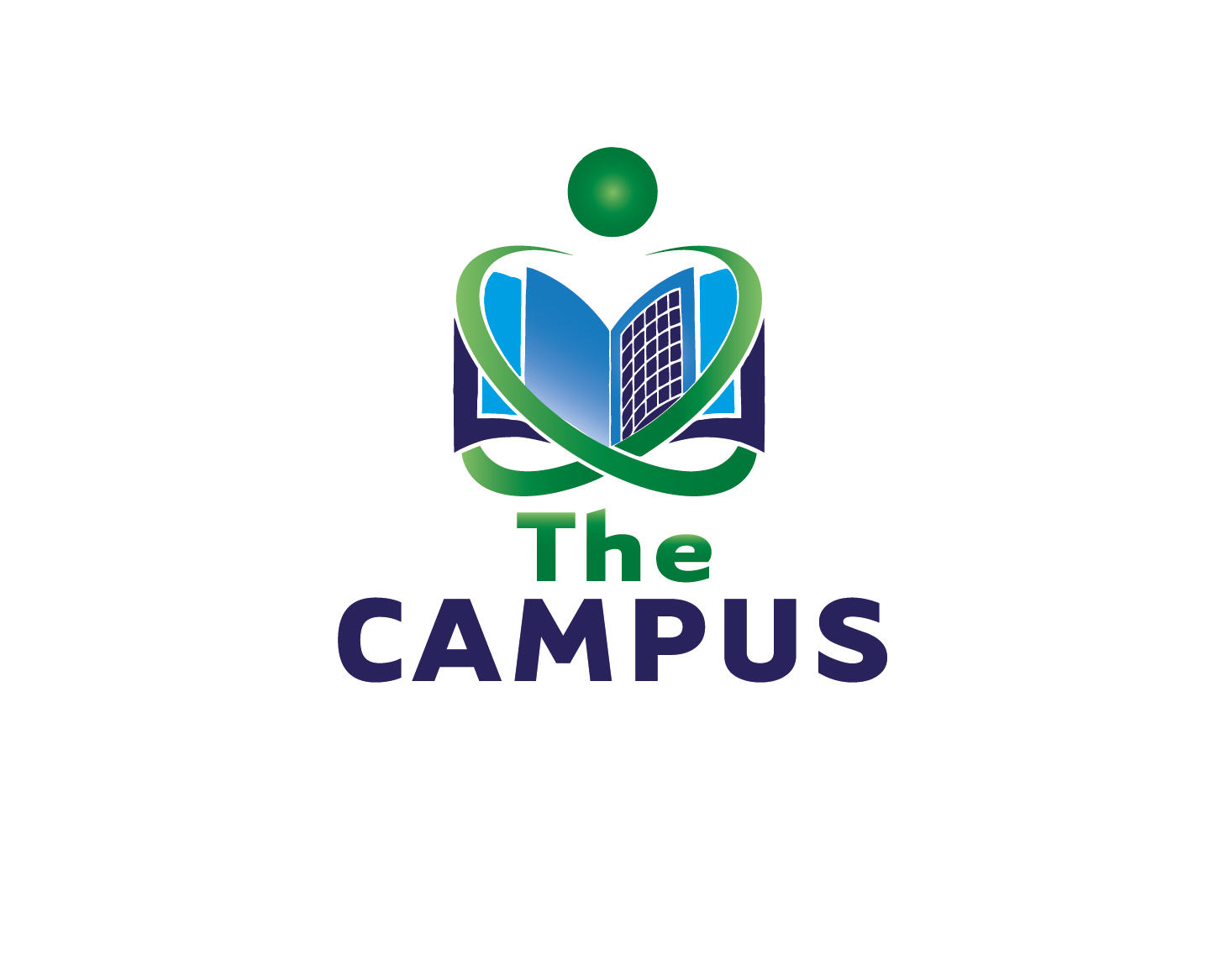 Logo Design by VENTSISLAV KOVACHEV - Entry No. 88 in the Logo Design Contest theCampus Logo Design.