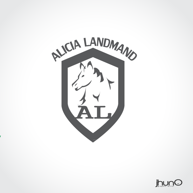 Logo Design by zesthar - Entry No. 97 in the Logo Design Contest Fun Logo Design for Alicia Landman.