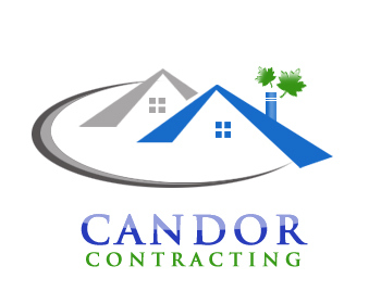 Logo Design by Crystal Desizns - Entry No. 101 in the Logo Design Contest Unique Logo Design Wanted for Candor Contracting.