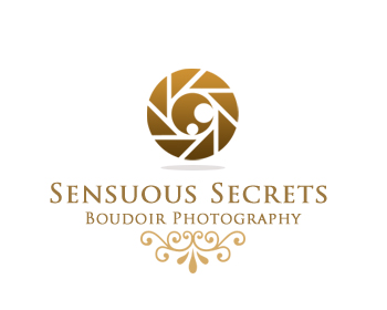 Logo Design by Crystal Desizns - Entry No. 68 in the Logo Design Contest Artistic Logo Design for Sensuous Secrets Boudoir Photography.
