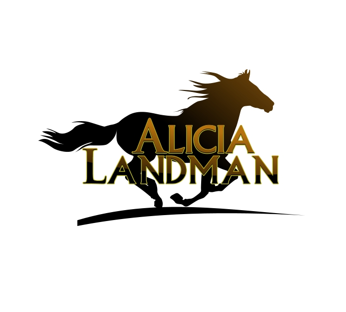 Logo Design by Private User - Entry No. 101 in the Logo Design Contest Fun Logo Design for Alicia Landman.