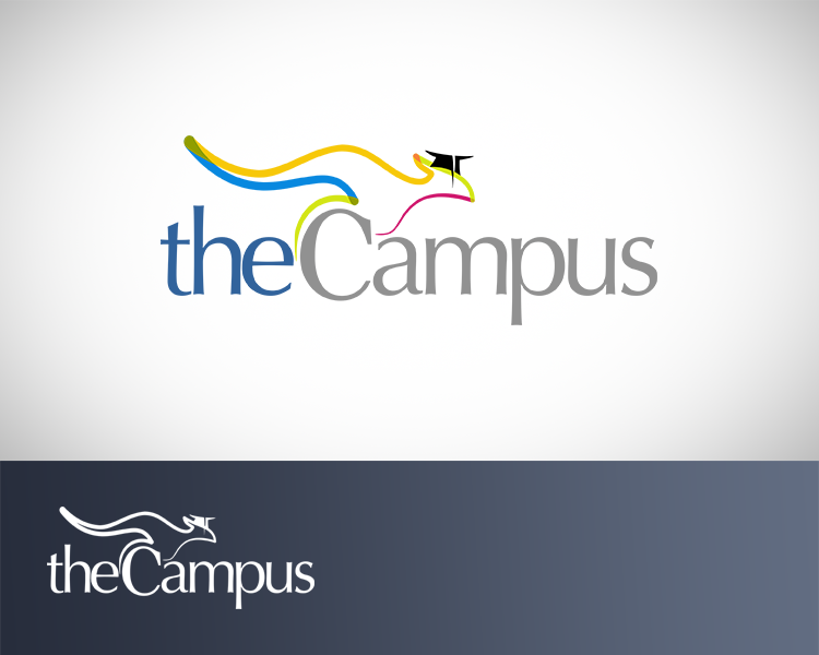 Logo Design by Dije Eki - Entry No. 93 in the Logo Design Contest theCampus Logo Design.