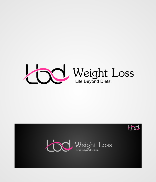 Logo Design by graphicleaf - Entry No. 28 in the Logo Design Contest Imaginative Logo Design for LBD Weight Loss.