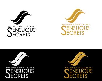 Logo Design by Private User - Entry No. 74 in the Logo Design Contest Artistic Logo Design for Sensuous Secrets Boudoir Photography.