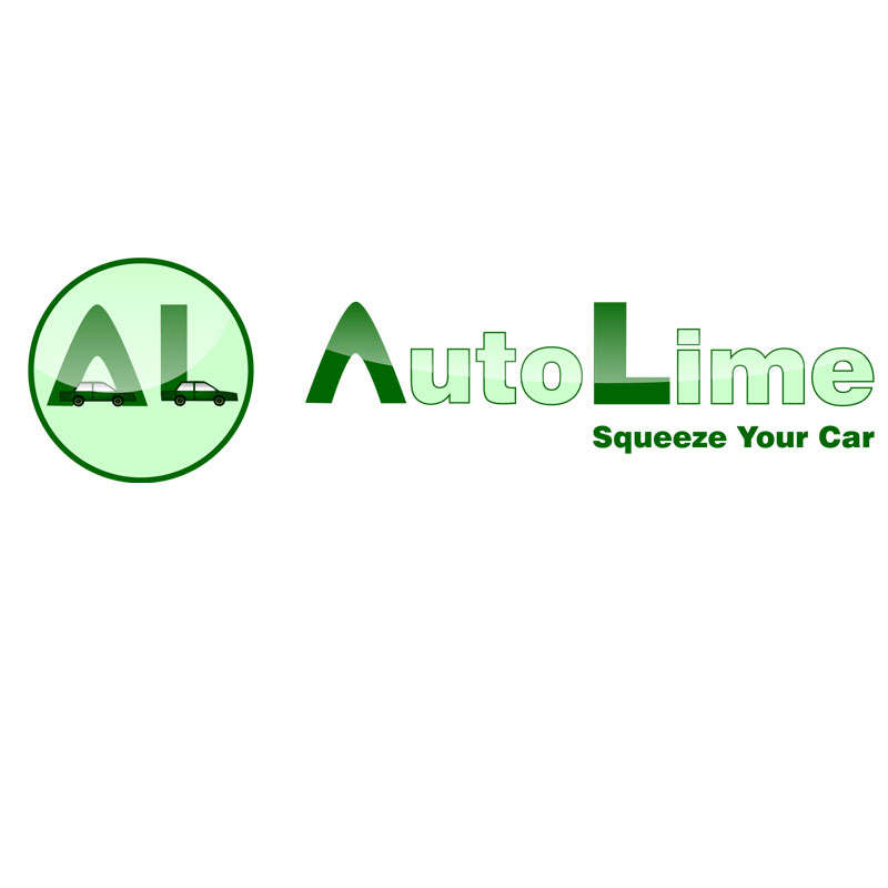 Logo Design by zams - Entry No. 54 in the Logo Design Contest AutoLime.