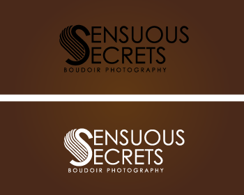 Logo Design by Private User - Entry No. 76 in the Logo Design Contest Artistic Logo Design for Sensuous Secrets Boudoir Photography.