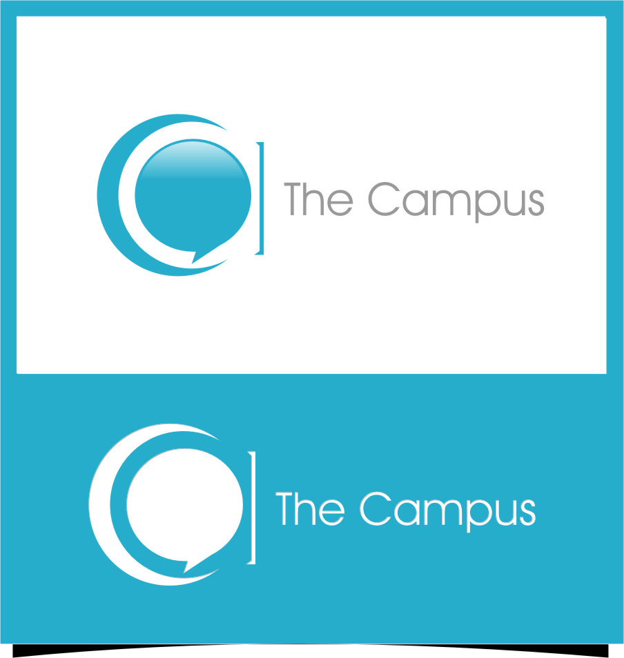 Logo Design by RasYa Muhammad Athaya - Entry No. 104 in the Logo Design Contest theCampus Logo Design.