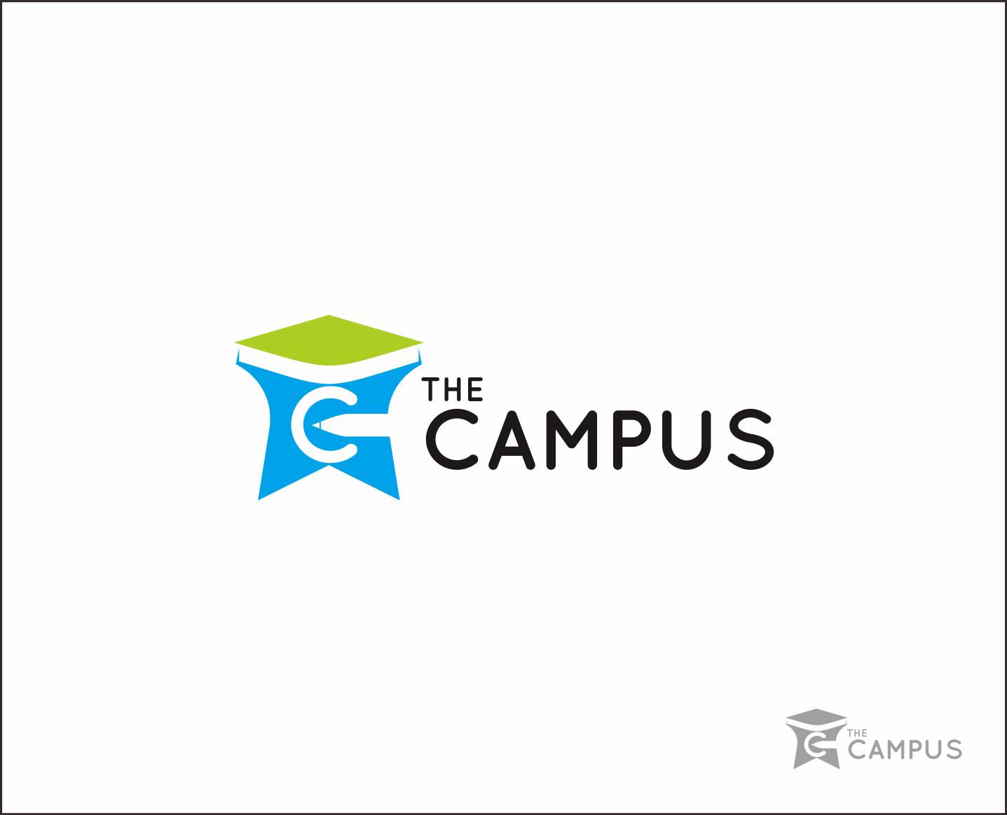 Logo Design by Armada Jamaluddin - Entry No. 116 in the Logo Design Contest theCampus Logo Design.