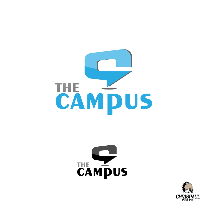 Logo Design by zesthar - Entry No. 117 in the Logo Design Contest theCampus Logo Design.