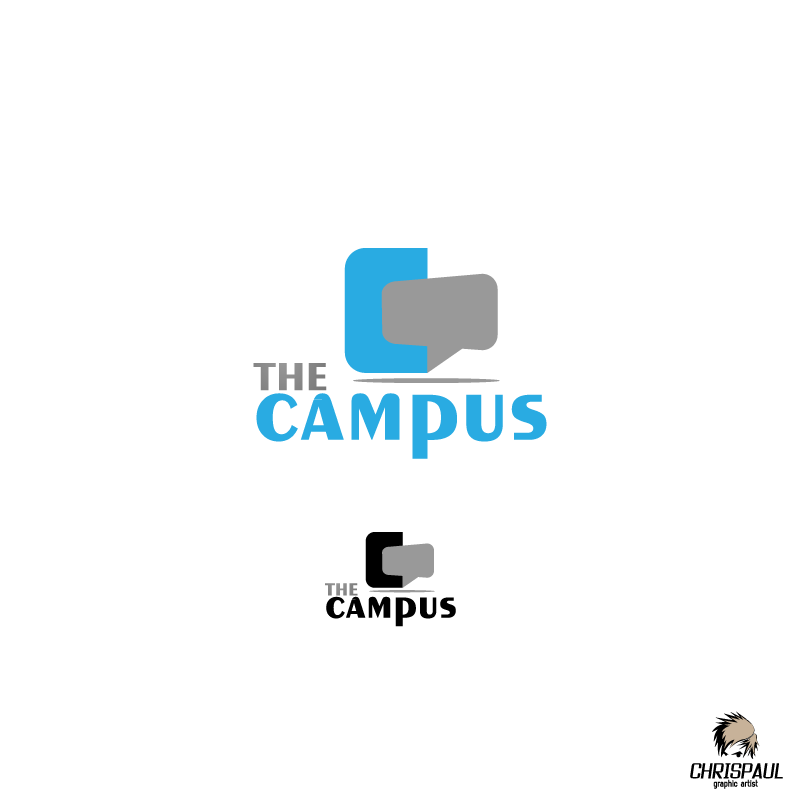 Logo Design by zesthar - Entry No. 118 in the Logo Design Contest theCampus Logo Design.