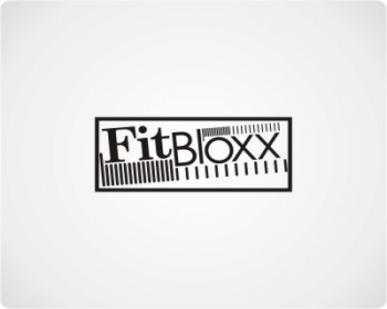 Logo Design by MisterD - Entry No. 75 in the Logo Design Contest FitBloxx (creating block fits for the apparel industry).
