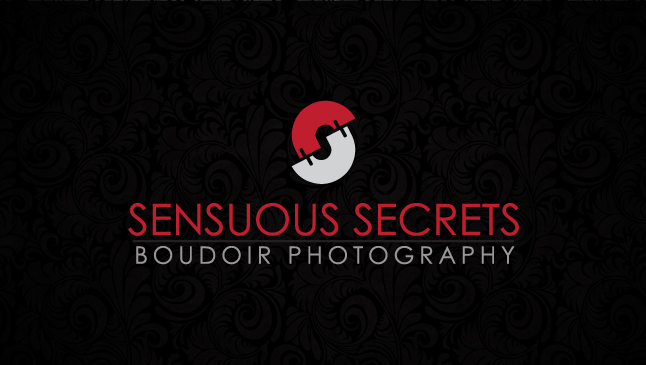 Logo Design by Shujaat Jaffri - Entry No. 90 in the Logo Design Contest Artistic Logo Design for Sensuous Secrets Boudoir Photography.