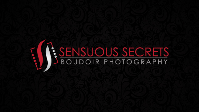 Logo Design by Shujaat Jaffri - Entry No. 92 in the Logo Design Contest Artistic Logo Design for Sensuous Secrets Boudoir Photography.