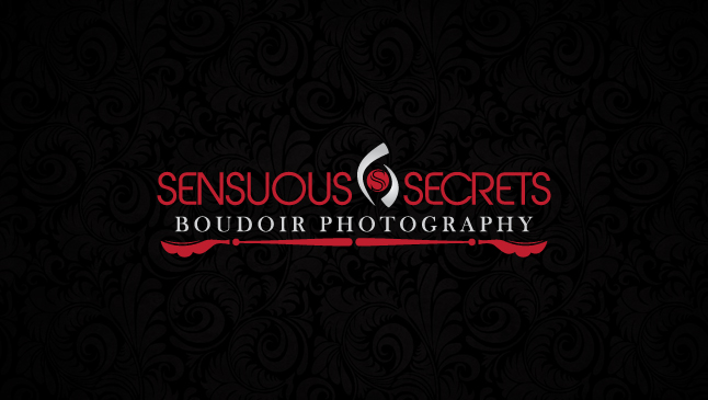 Logo Design by Shujaat Jaffri - Entry No. 93 in the Logo Design Contest Artistic Logo Design for Sensuous Secrets Boudoir Photography.