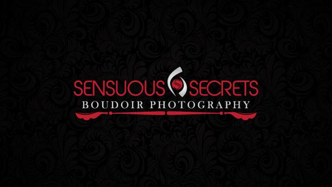 Logo Design by Shujaat Jaffri - Entry No. 93 in the Logo Design Contest Artistic Logo Design for Sensuous Secrets Boudoir Photography.