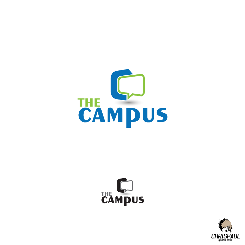 Logo Design by zesthar - Entry No. 120 in the Logo Design Contest theCampus Logo Design.