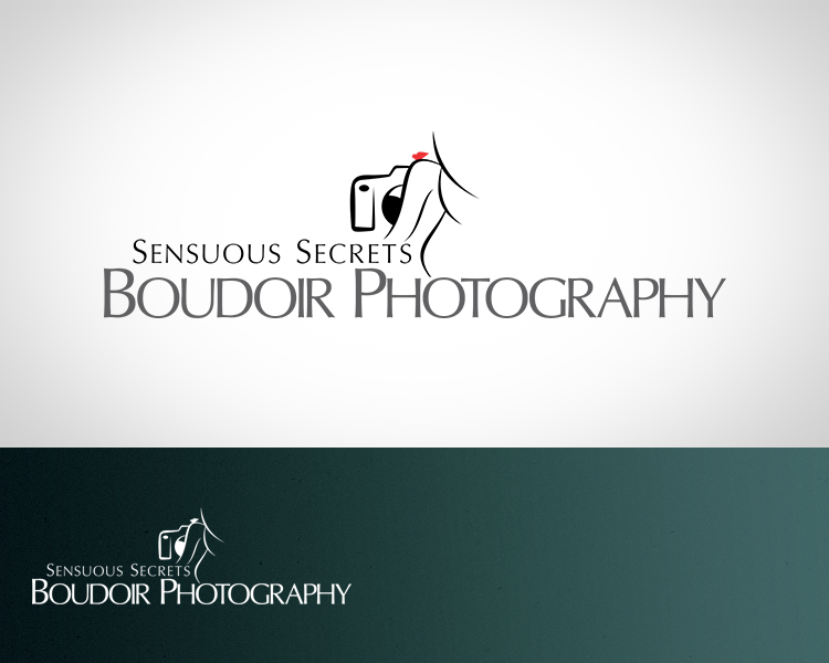 Logo Design by Dije Eki - Entry No. 102 in the Logo Design Contest Artistic Logo Design for Sensuous Secrets Boudoir Photography.