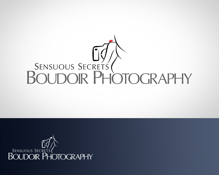 Logo Design by Dije Eki - Entry No. 103 in the Logo Design Contest Artistic Logo Design for Sensuous Secrets Boudoir Photography.