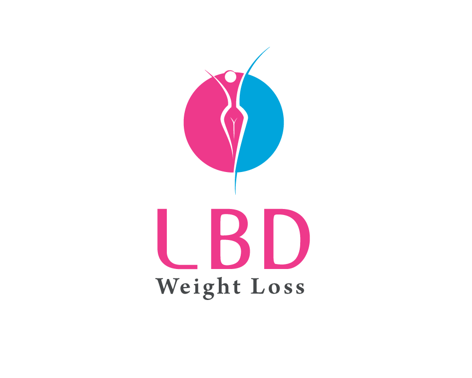Logo Design by Yusuf Nurochim - Entry No. 36 in the Logo Design Contest Imaginative Logo Design for LBD Weight Loss.