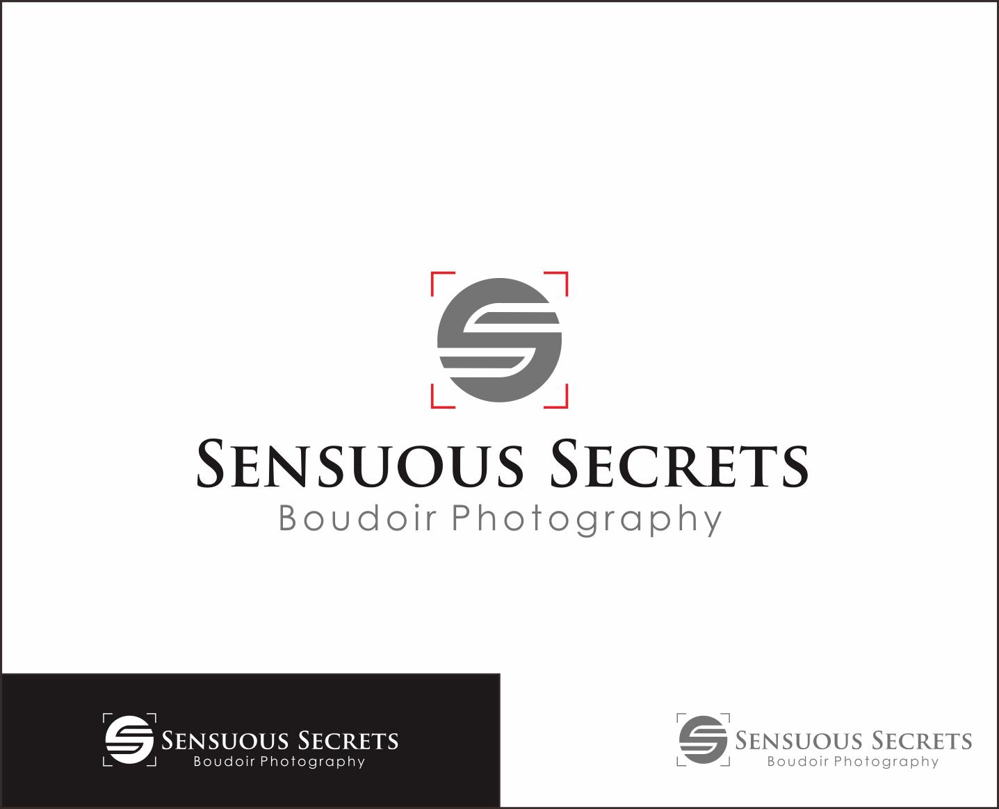 Logo Design by Armada Jamaluddin - Entry No. 118 in the Logo Design Contest Artistic Logo Design for Sensuous Secrets Boudoir Photography.
