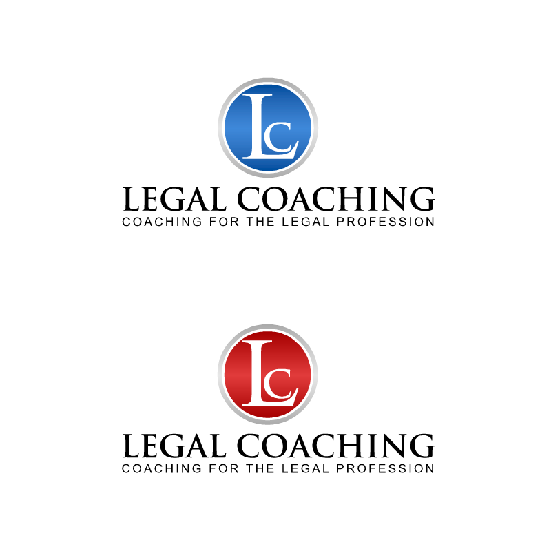 Logo Design by RAJU CHATTERJEE - Entry No. 2 in the Logo Design Contest New Logo Design for Legal Coaching.