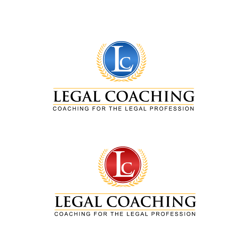 Logo Design by RAJU CHATTERJEE - Entry No. 3 in the Logo Design Contest New Logo Design for Legal Coaching.