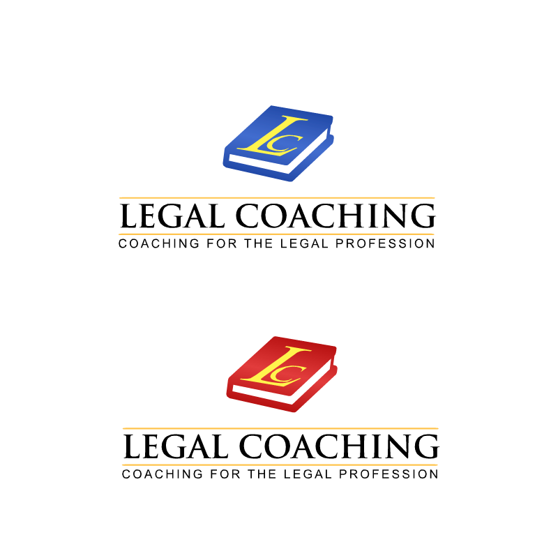Logo Design by RAJU CHATTERJEE - Entry No. 4 in the Logo Design Contest New Logo Design for Legal Coaching.
