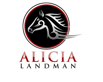Logo Design by Crystal Desizns - Entry No. 113 in the Logo Design Contest Fun Logo Design for Alicia Landman.