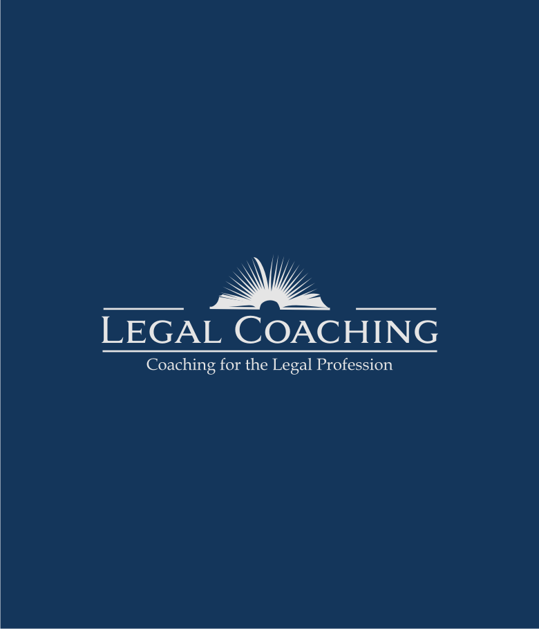 Logo Design by graphicleaf - Entry No. 7 in the Logo Design Contest New Logo Design for Legal Coaching.