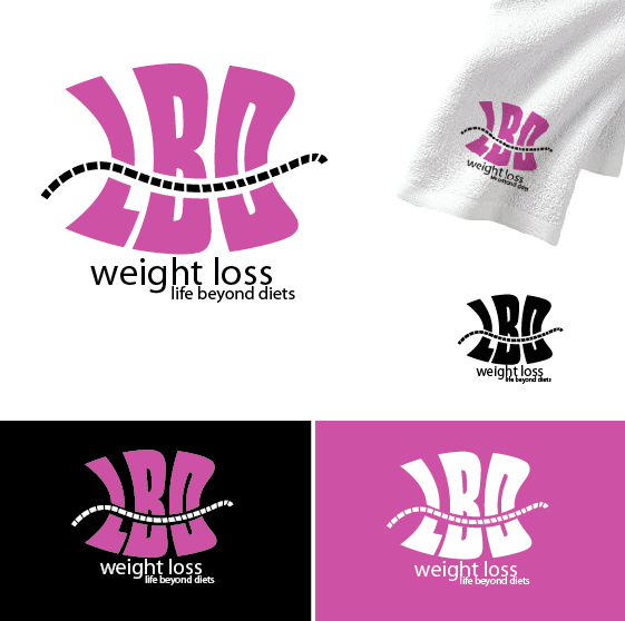 Logo Design by limix - Entry No. 41 in the Logo Design Contest Imaginative Logo Design for LBD Weight Loss.