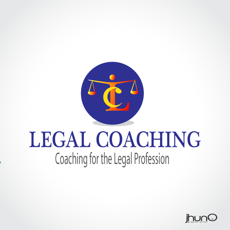 Logo Design by zesthar - Entry No. 8 in the Logo Design Contest New Logo Design for Legal Coaching.