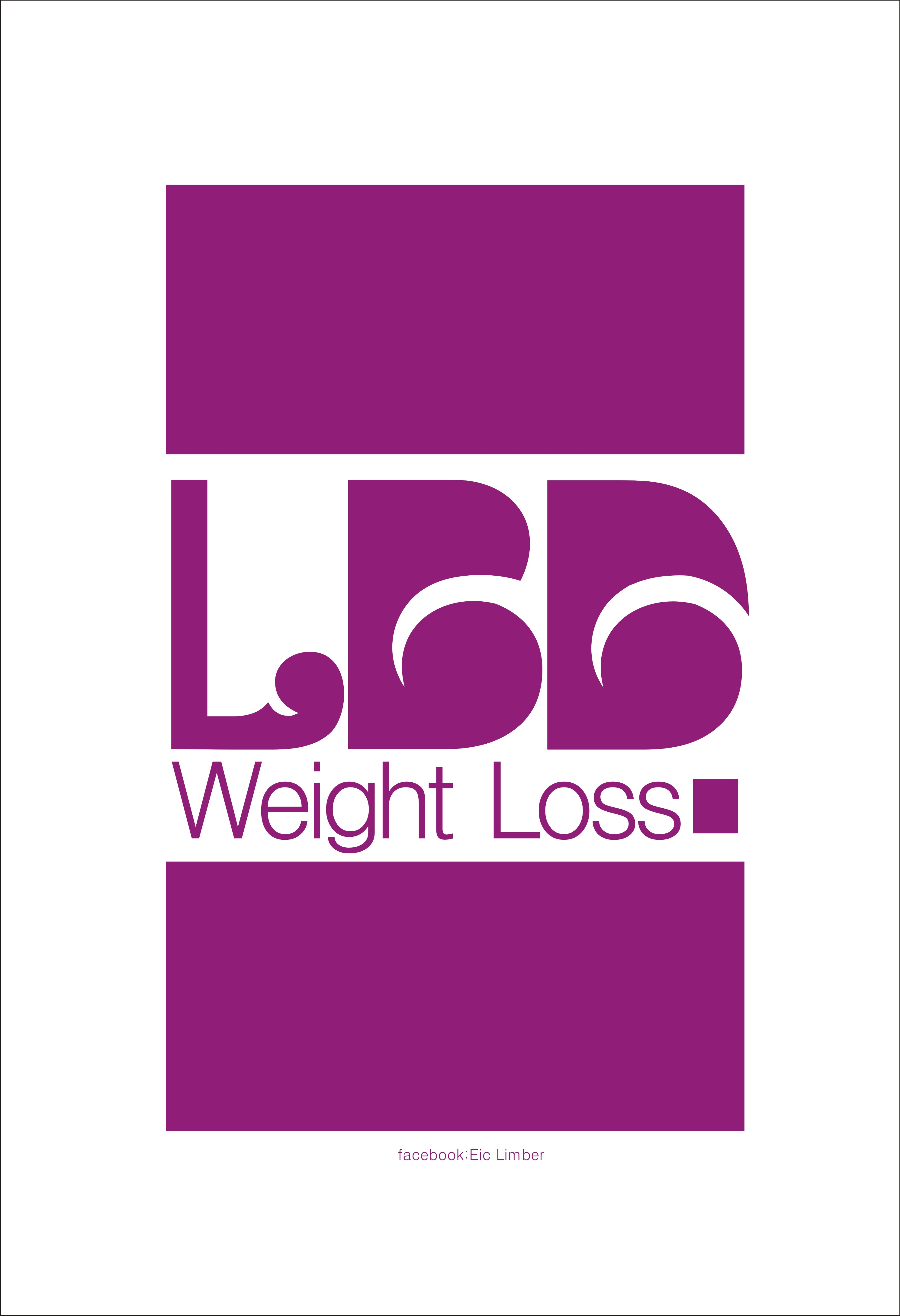 Logo Design by Eic Limber - Entry No. 49 in the Logo Design Contest Imaginative Logo Design for LBD Weight Loss.