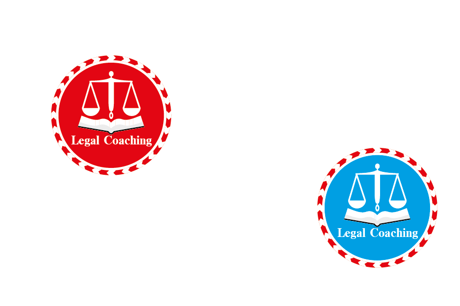 Logo Design by Private User - Entry No. 14 in the Logo Design Contest New Logo Design for Legal Coaching.