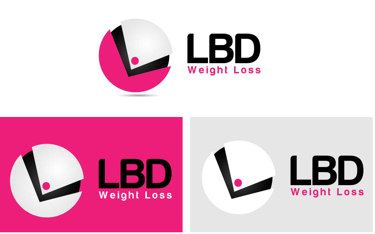 Logo Design by Jagdeep Singh - Entry No. 50 in the Logo Design Contest Imaginative Logo Design for LBD Weight Loss.