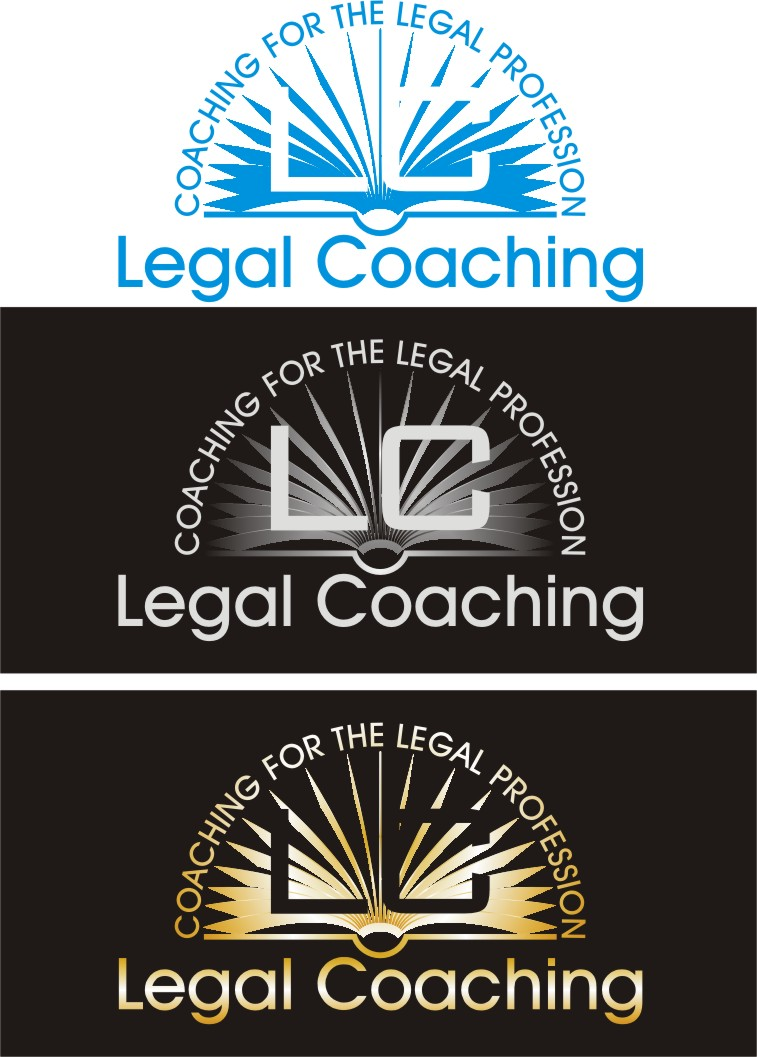 Logo Design by Korsunov Oleg - Entry No. 17 in the Logo Design Contest New Logo Design for Legal Coaching.