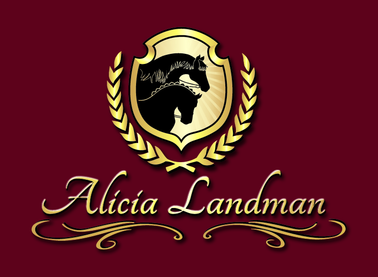 Logo Design by Sergio Ortiz - Entry No. 123 in the Logo Design Contest Fun Logo Design for Alicia Landman.