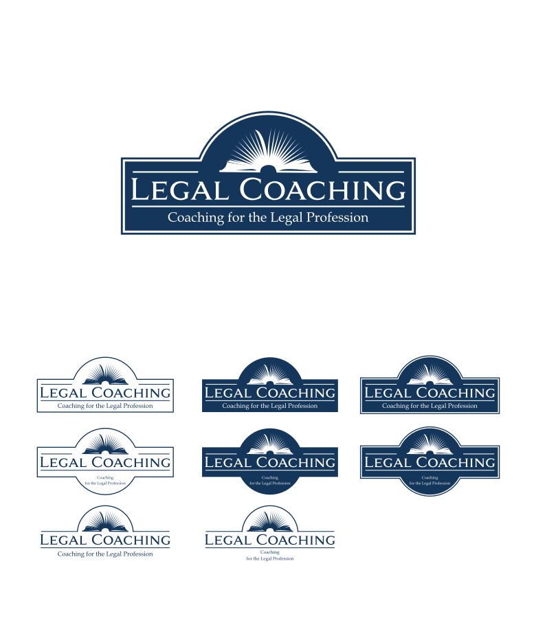 Logo Design by graphicleaf - Entry No. 18 in the Logo Design Contest New Logo Design for Legal Coaching.