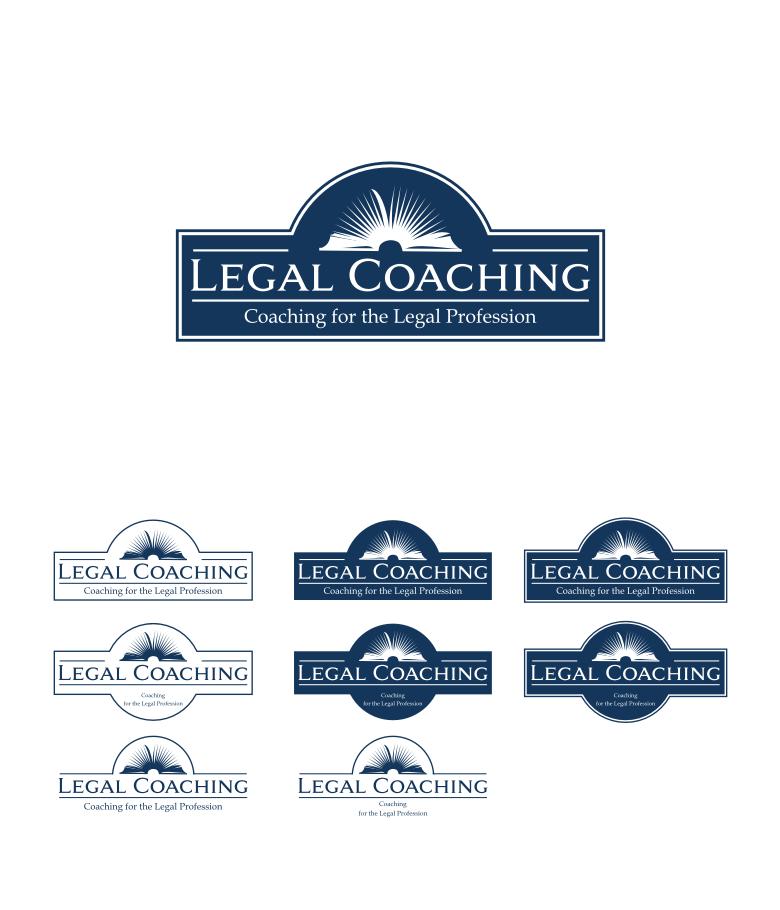 Logo Design by Muhammad Nasrul chasib - Entry No. 18 in the Logo Design Contest New Logo Design for Legal Coaching.