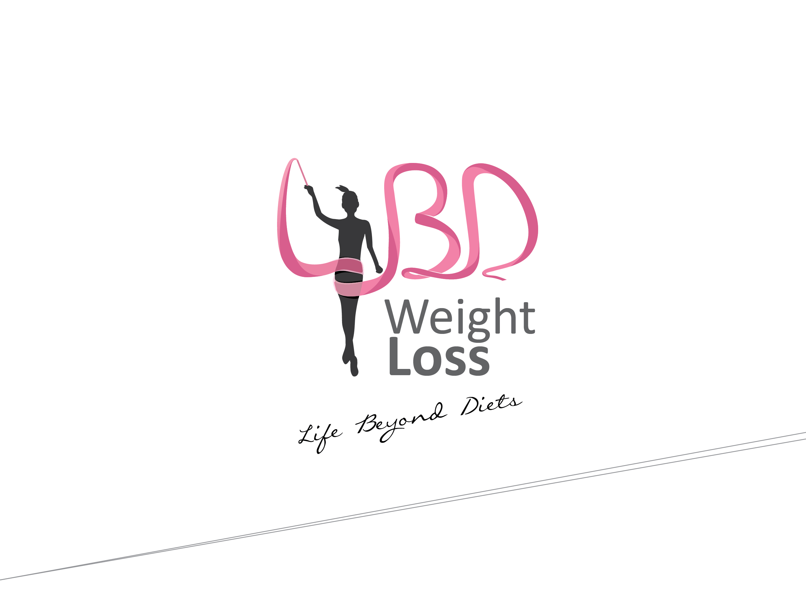 Logo Design by Hakan YILDIZ - Entry No. 53 in the Logo Design Contest Imaginative Logo Design for LBD Weight Loss.