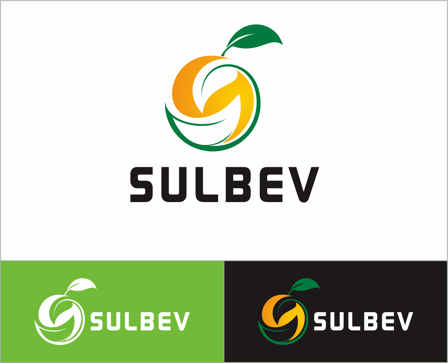 Logo Design by Armada Jamaluddin - Entry No. 147 in the Logo Design Contest Creative Logo Design for SULBEV.