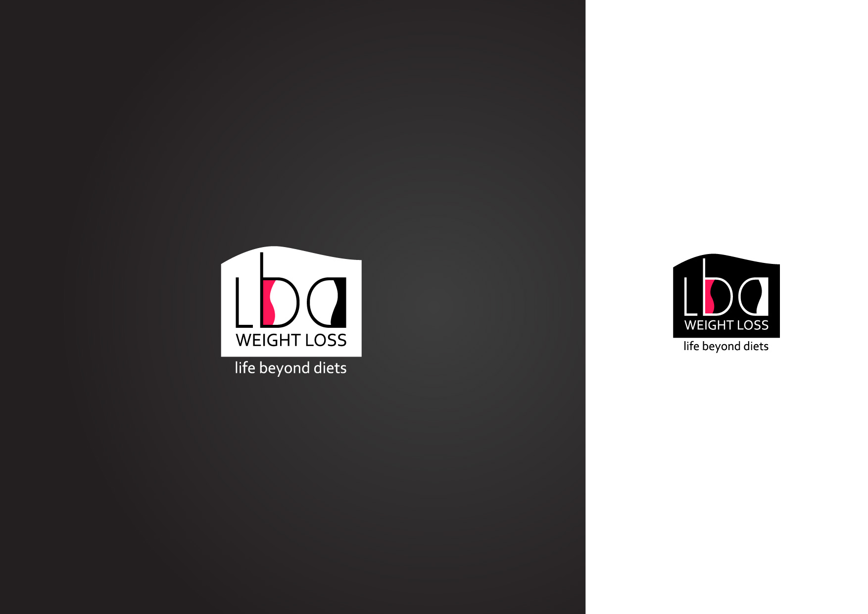 Logo Design by Osi Indra - Entry No. 55 in the Logo Design Contest Imaginative Logo Design for LBD Weight Loss.