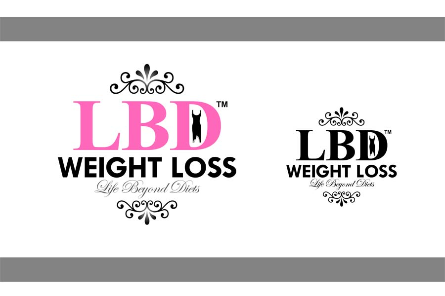 Logo Design by Private User - Entry No. 56 in the Logo Design Contest Imaginative Logo Design for LBD Weight Loss.
