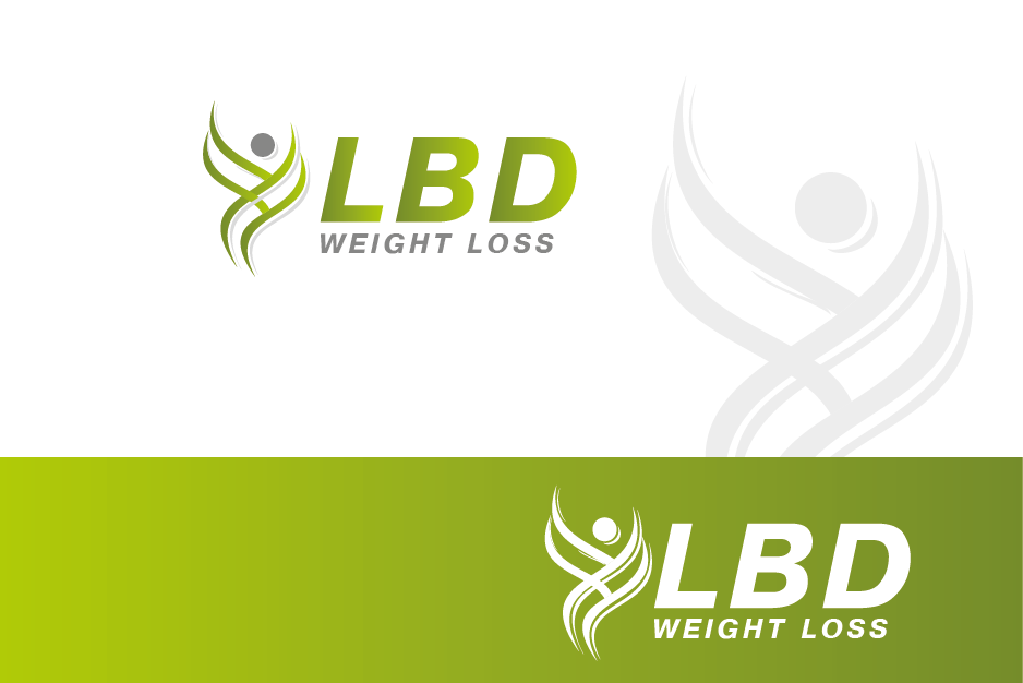 Logo Design by Private User - Entry No. 63 in the Logo Design Contest Imaginative Logo Design for LBD Weight Loss.