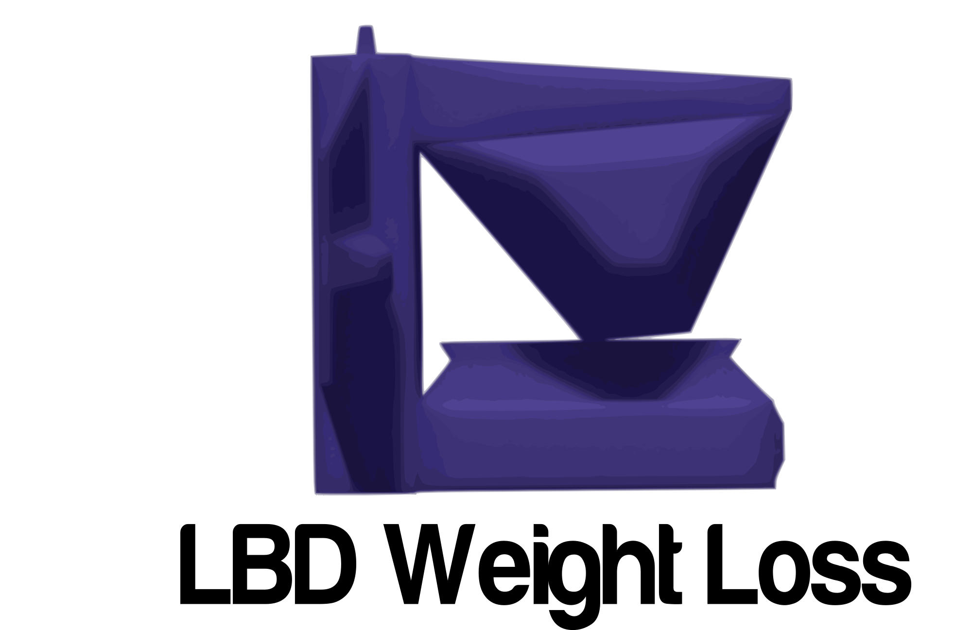 Logo Design by الملا سفيان - Entry No. 71 in the Logo Design Contest Imaginative Logo Design for LBD Weight Loss.