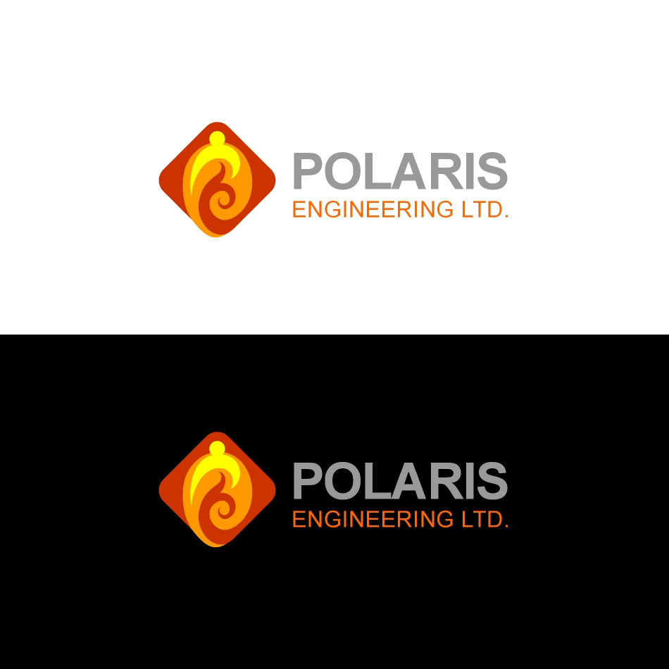 Logo Design by scorpy - Entry No. 48 in the Logo Design Contest Polaris Engineering Ltd.