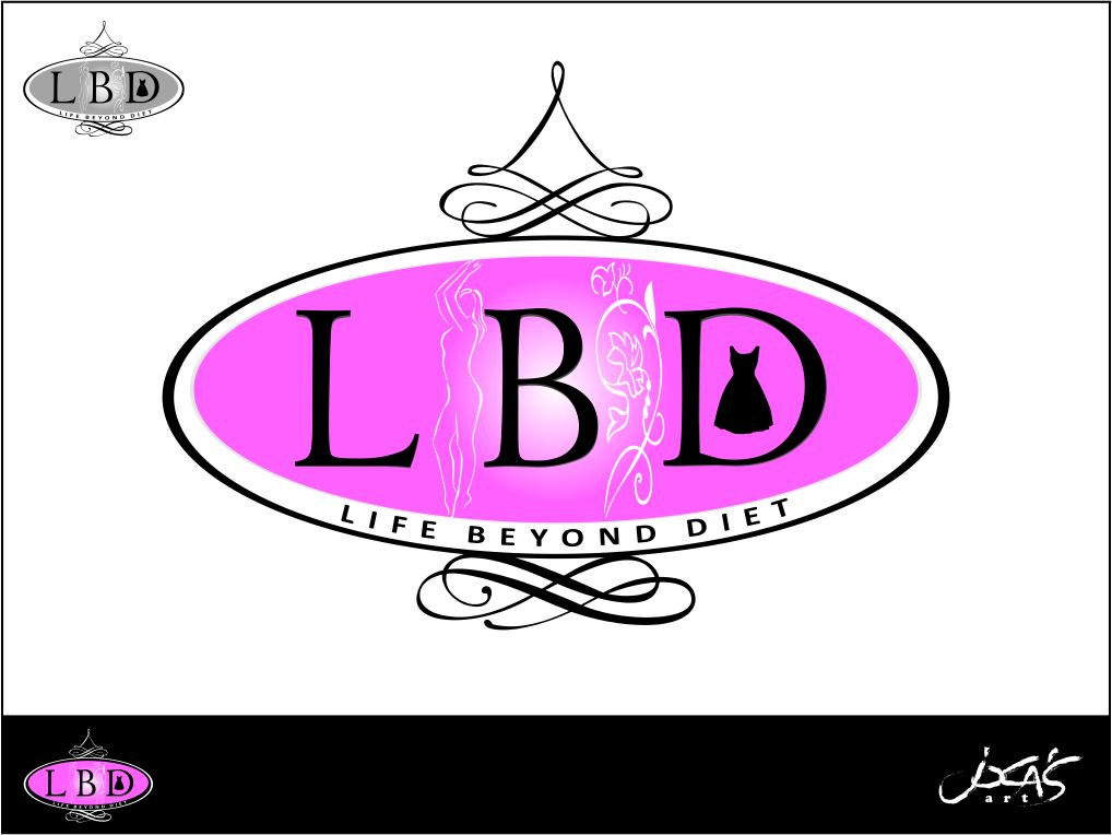 Logo Design by joca - Entry No. 87 in the Logo Design Contest Imaginative Logo Design for LBD Weight Loss.