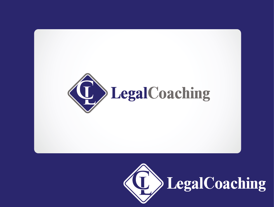Logo Design by Private User - Entry No. 36 in the Logo Design Contest New Logo Design for Legal Coaching.