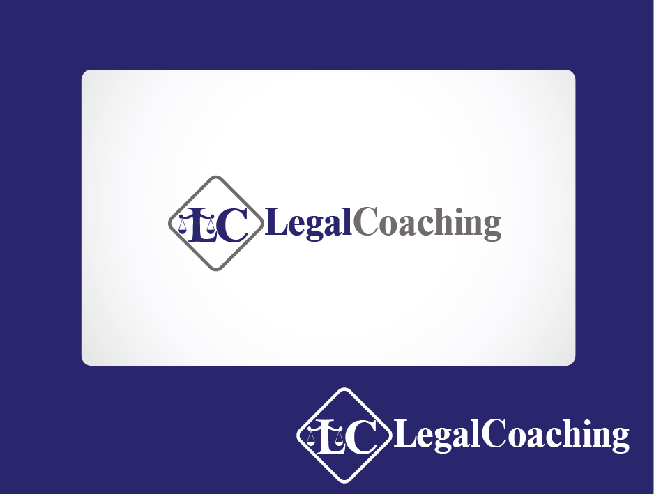 Logo Design by Private User - Entry No. 39 in the Logo Design Contest New Logo Design for Legal Coaching.