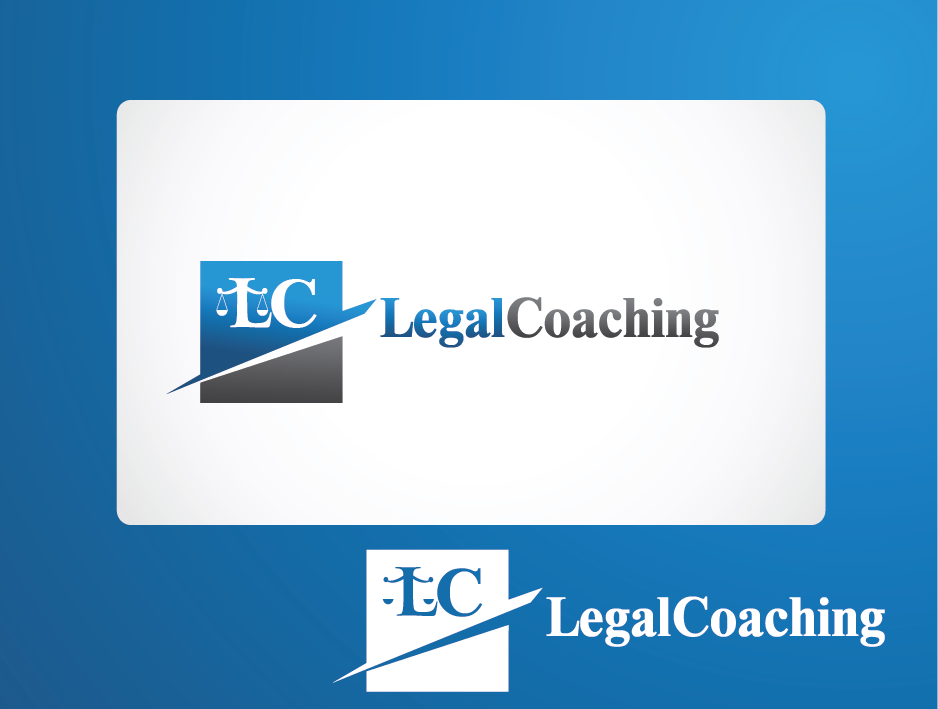 Logo Design by Private User - Entry No. 40 in the Logo Design Contest New Logo Design for Legal Coaching.